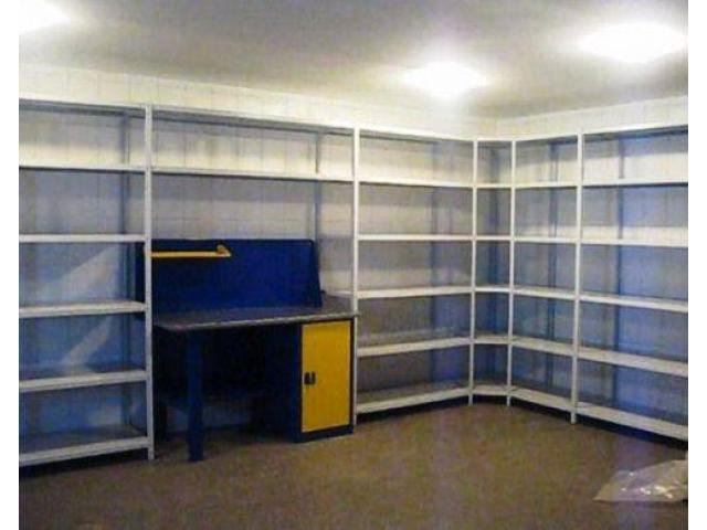 Полки в гараж купить в екатеринбурге купить гараж автобуса тайо